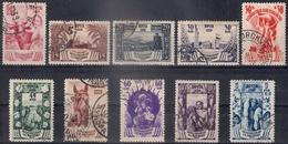 Russia 1939, Michel Nr 699-708, Used - 1923-1991 USSR