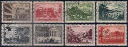 Russia 1939, Michel Nr 718-25, Used - 1923-1991 USSR