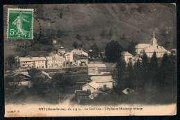 A PHOTO. France. Sixt Haute-Savoie. Church. Early. Of XX Century Album 8 - France