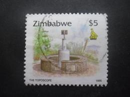 ZIMBABWE N°326 Oblitéré - Zimbabwe (1980-...)