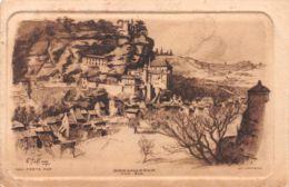 46-ROCAMADOUR-N°C-4339-E/0225 - Rocamadour