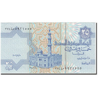Billet, Égypte, 25 Piastres, 2007, KM:57h, SPL - Egypte