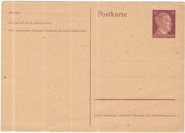 Deutsches Reich - 15 - Postkarte - Carte Postale - Intero Postale - Entier Postal - Postal Stationary - Not Used - With - Ganzsachen