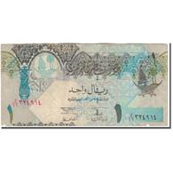 Billet, Qatar, 1 Riyal, 2003, KM:20, B+ - Qatar