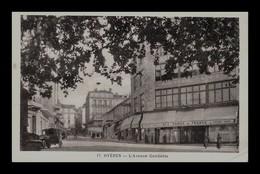 HYERES (83) - L'Avenue Gambetta (Aux Dames De France) - Hyeres