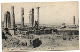 Lambese - Ruines Romaines Temple D'Esculape - Batna