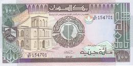 Sudan - 100 Pounds 1989 - UNC - Soudan