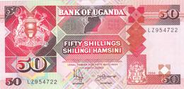 Uganda - 50 Shiling 1994 - UNC - Ouganda