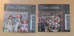 Latvia - MNH** - 2015 - # 941/942 - Lettonia