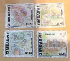 Zimbabwe - MNH** - 1999 - # 631/633 - Zimbabwe (1980-...)