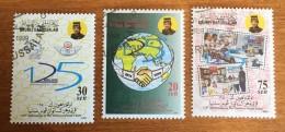 Brunei -  (o) - 1999 - # 552/554 - Brunei (1984-...)