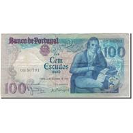 Billet, Portugal, 100 Escudos, 1980-09-02, KM:178a, TB - Portugal