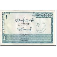 Billet, Pakistan, 1 Rupee, 1975-1981, Undated (1975-1981), KM:24a, SUP - Pakistan