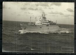 "M.S. "" Europa "" Postcard - Steamers"