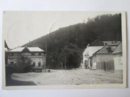 Rare! Văliug/Franzdorf-Banat,Romanian Used Postcard Photo From 1931 - Romania