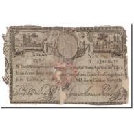 Billet, Portugal, 2400 Reis, 1798, KM:34, B - Portugal