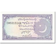 Billet, Pakistan, 2 Rupees, 1986, Undated (1986), KM:37, SUP+ - Pakistan