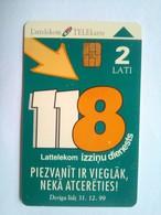 Latvia 119 2 Lati - Latvia