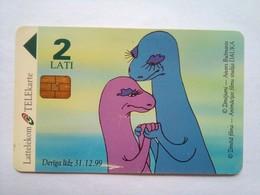 Dinosaurs 2 Lati - Latvia