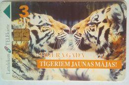 Tigers 3 Lati - Latvia