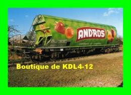 ACACF 071 - Wagon Trémie Andros Sur L´ EP De La Sucrerie - PITHIVIERS-LE-VIEIL - Loiret - SNCF - Matériel