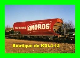 ACACF 109 - Wagon Trémie Andros En Gare - PITHIVIERS - Loiret - SNCF - Matériel
