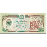 Billet, Afghanistan, 500 Afghanis, 1991, Undated (1991), KM:60c, SUP - Afghanistan