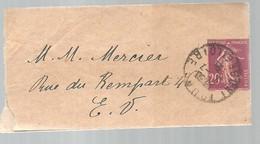 STATIONERY   1938    LOIRE - Postwaardestukken