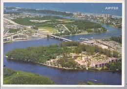 Luftansicht Auf Jupiter, Florida   - AK-70902 - Estados Unidos