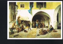 SAN -REMO- Liguria- Quartier Populaire De San Remo Par François REYNAUD (1825-1909)- Recto Verso-Paypal Free - San Remo