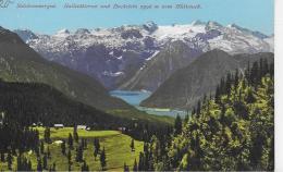 AK 0026  Hallstättersee Und Dachstein Vom Hütteneck - Verlag Brandt Um 1920 - Hallstatt