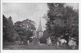 Chaldon Church, Surrey - Surrey
