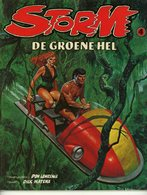 Storm 4 - De Groene Hel  (1984) - Storm In Softcover