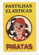 Calendar * Portugal * 1978 * Pastilhas Elásticas Piratas - Calendars