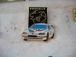 Pin's De La PEUGEOT 405 - Peugeot