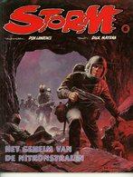 Storm 6 - Het Geheim Van De Nitronstralen  (1984) - Storm In Softcover