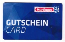 Gutschein Card Hartlauer Gift - Gift Cards