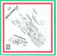 A La Moutouelle + Printemps D'amour Par Tribal Mustachol - Vinylplaten