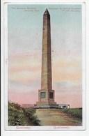 Guernsey  Saumarez Memorial. Delancey Park - Peacock Autochrom P.5513 - Guernsey