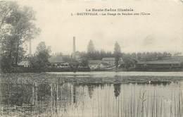HAUTEVELLE - Les étangs Du Beuchot Avec L'usine. - France