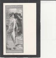 PUBLICITE -  Motricine Essence Pour Automobiles - Publicité