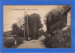 78 YVELINES - ETANG LA VILLE Route De Marly, Passage à Niveau(voir Descriptif) - France