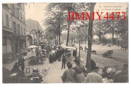 CPA - Le Marché Pouilleux, Bien Animé En 1907 - KREMLIN BICETRE  94 Val De Marne N° 445 - Marchés