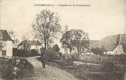 LEVIER - L'église Et Le Presbytère. - Sonstige Gemeinden