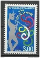 """FR YT 3166 """" Europa, Fête De La Musique """" 1998 Neuf** - France"""