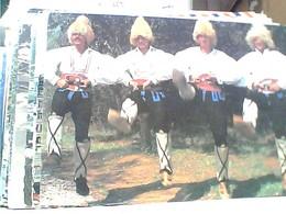 SERBIA COSTUMI  FOLK  CRNA TRAVA  N1975 GU3339 - Serbia