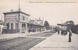 Villers Cotterets La Gare Intérieur - Villers Cotterets