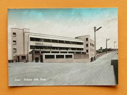 Cartolina Enna - Palazzo Delle Poste - 1960 Ca. - Enna
