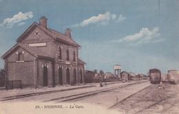 Sissonne La Gare - Sissonne