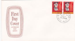 Australia 1965 Centenary Of The Birth Of General Sir John Monash Post Officel, First Day Cover - FDC